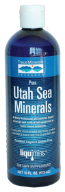 Example of Mineral water supplement (Click the Picture to find out more from amazon)